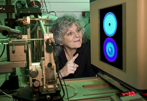 Ada Yonath (1939- ): Erribosomaren egitura deskodetzea amets zuen emakumea