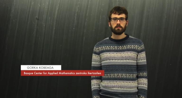 """Gorka Kobeaga: """"Ibilbideen optimizazioa arlo zabala da eta aplikazioak oso anitzak dira"""" #Zientzialari (93)"""