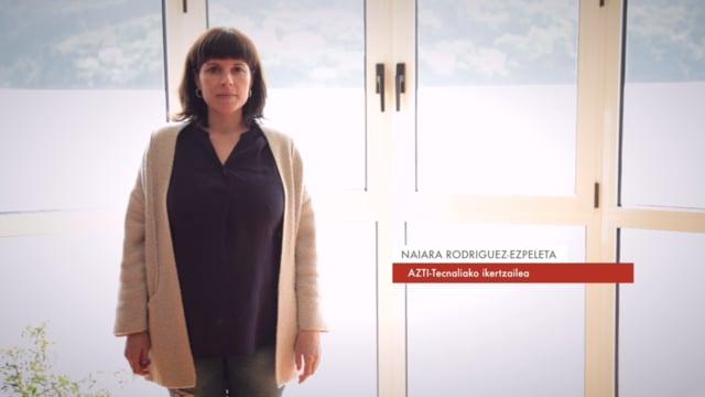 """Naiara Rodriguez-Ezpeleta: """"eDNA itsas kudeaketan etorkizun handiko tresna bezala aurkezten ari da"""" #Zientzialari (96)"""