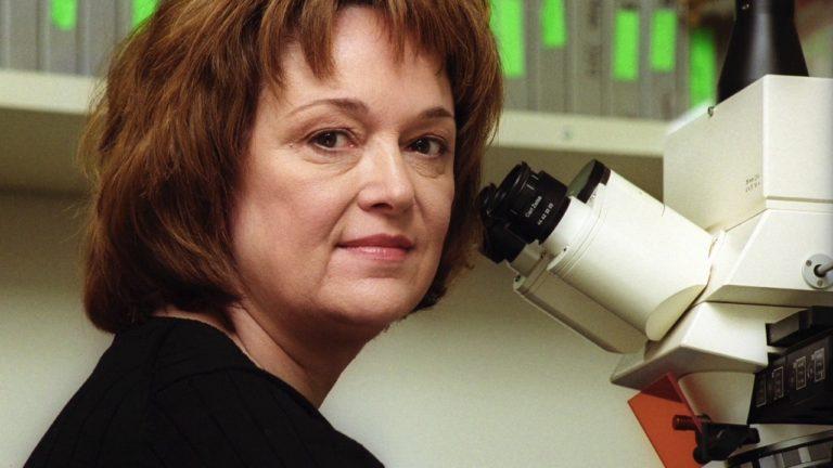 Linda Buck: usaimen-sistemaren misterioa argitu zuen emakumea
