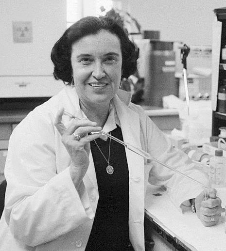 Rosalyn Yalow (1921-2011): Erradioimmunosaioaren hazia jarri zuen fisikaria