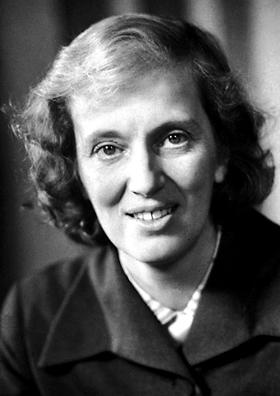 Dorothy Crowfoot Hodgkin (1910-1994): ikusezina ikusgai egin zuen emakumea