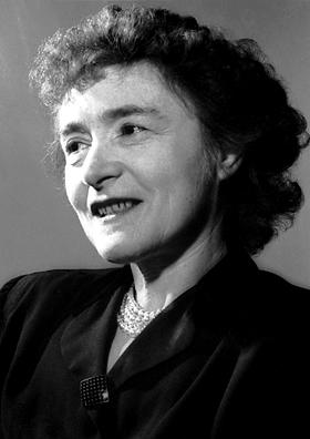 Gerty Theresa Cori (1896-1957): Glukogenoaren prozesua argitzen