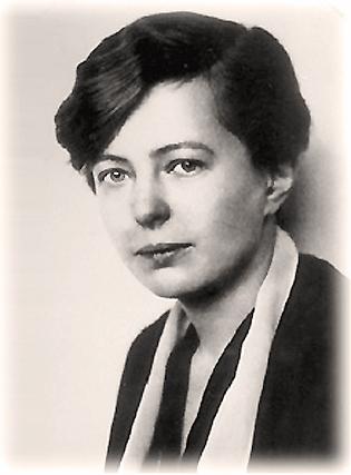Maria Goeppert Mayer (1906-1972): Atomoen geruzen eredua aurkitu zuen emakumea