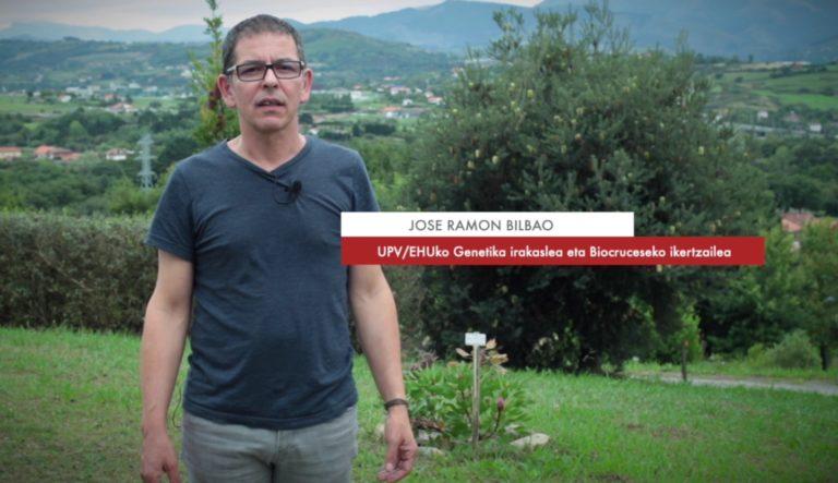 """Jose Ramon Bilbao: """"Gaixotasun zeliakoaren genetika oso konplexua da"""" #Zientzialari (122)"""
