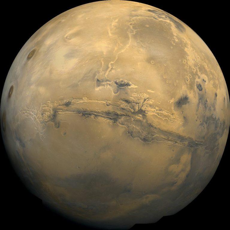 Marte bizigarria, egi ala amets?