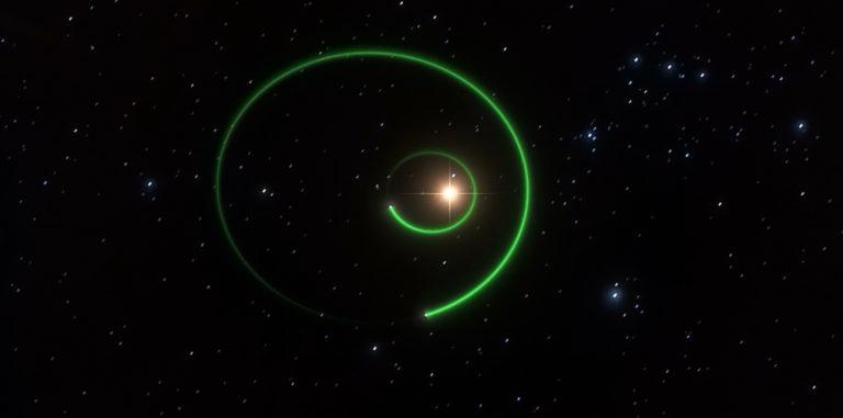 GJ3512b du izena, eta planeten eraketari buruzko teoria kolokan jar lezake