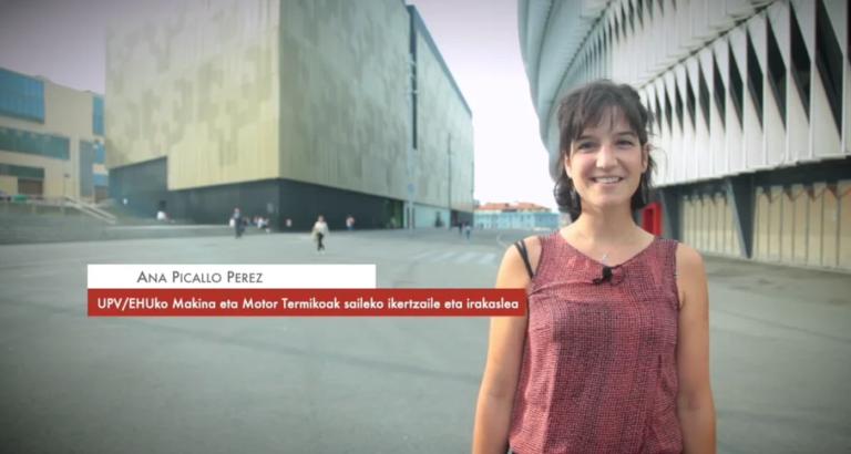 """Ana Picallo: """"Termoekonomiak energiaren kalitatearen arabera banatzen ditu kostuak"""" #Zientzialari (124)"""