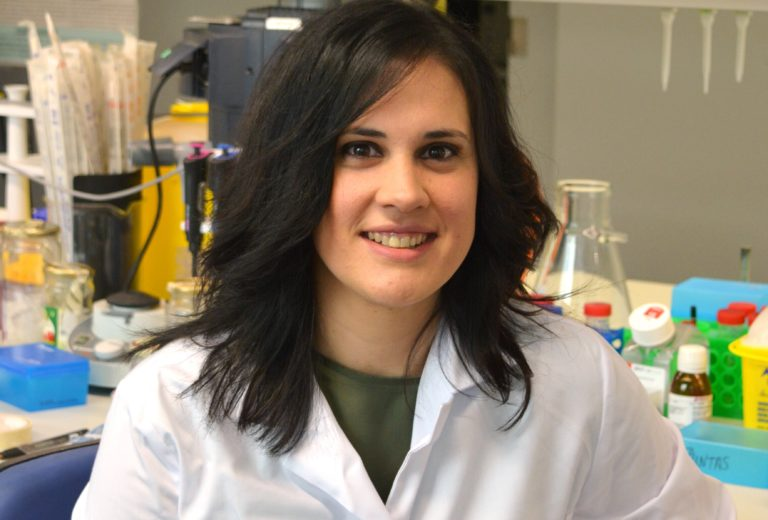 """Matxus Perugorria, onkologia-ikertzailea: """"Hemen punta-puntako eta ikerketa ona egiten da"""""""