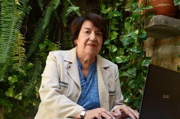 Nubia Muñoz, desinformazioaren birusa errotik ezabatu nahi duen epidemiologoa