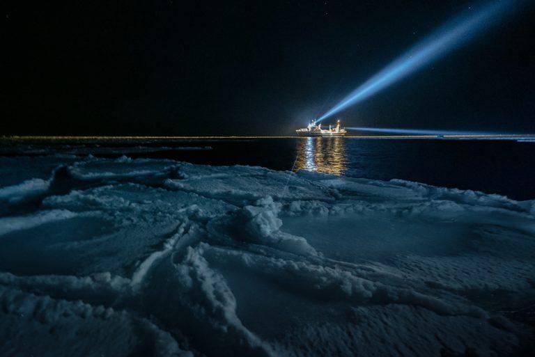 Argi kutsadurak Artikoan izango duen inpaktua aurreikusi dute