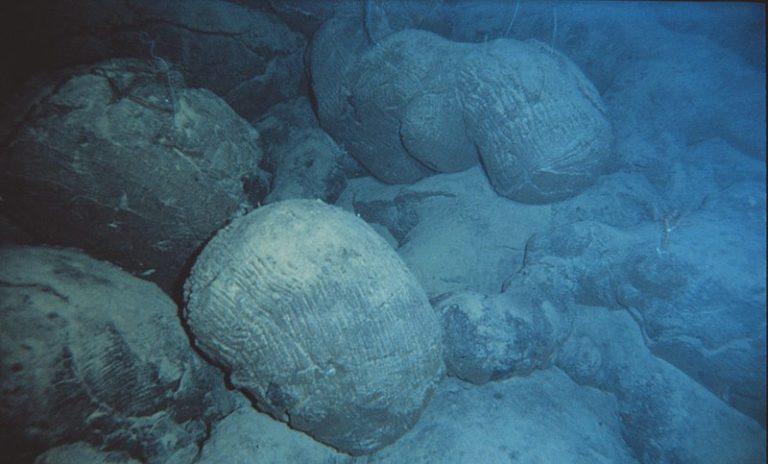 Aliron, aliron, Nerbioiko geologia