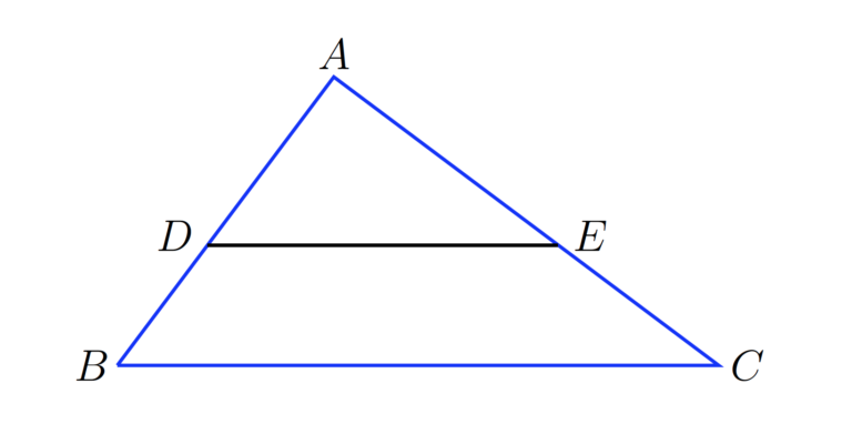 Dozena erdi ariketa 2020ko udarako (3): Triangeluaren azalera
