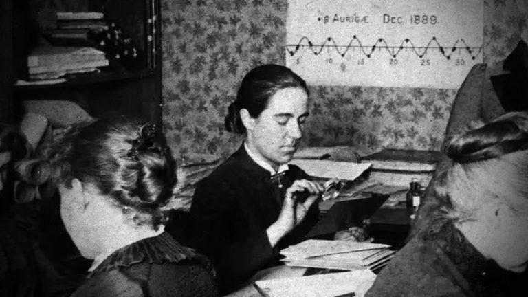 Antonia Maury (1866-1952): Izarrak ezagutzen zituen emakumea