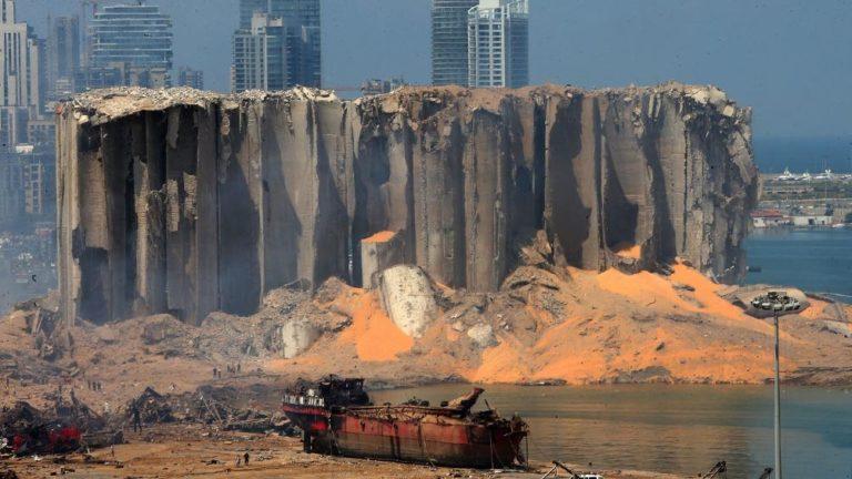 Beiruteko leherketa eta amonio nitratoa