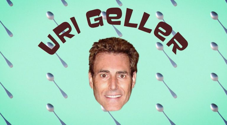 Uri Gellerren historia