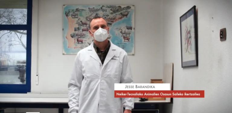 Jesse Barandika