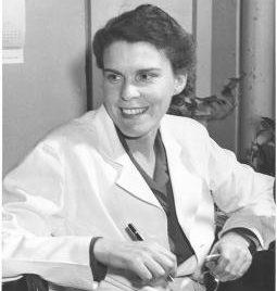 Isabel Morgan (1911-1996) polioaren txertoaren bidean, lehen urratsak eman zituen birologoa