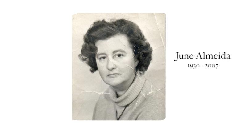 June Almeidaren istorioa