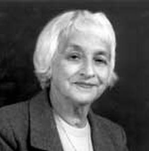 Henriette Avram, liburutegietako informazioa partekatzeko sistema garatu zuen programatzailea