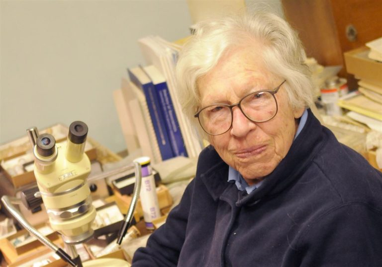 Mary R. Dawson (1930-2020), paleontologo bat Artikoan