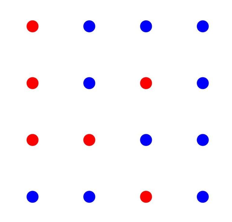 Dozena erdi ariketa 2021eko udarako (3): Triangelu koloredunak