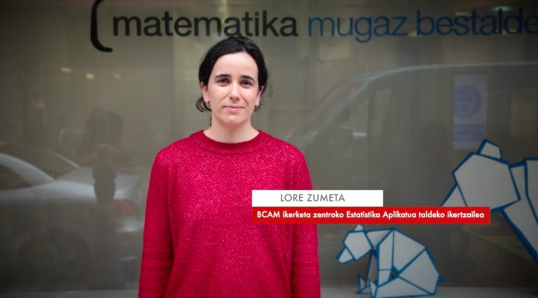 """Lore Zumeta: """"Biziraupenerako analisiari esker lesio bat sufritzeko arriskua estima daiteke"""" #Zientzialari (157)"""